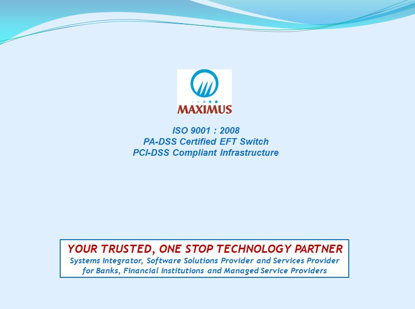 Maximus Infoware (India) Private Limited on Elioplus