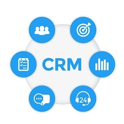 CRM for managing partners